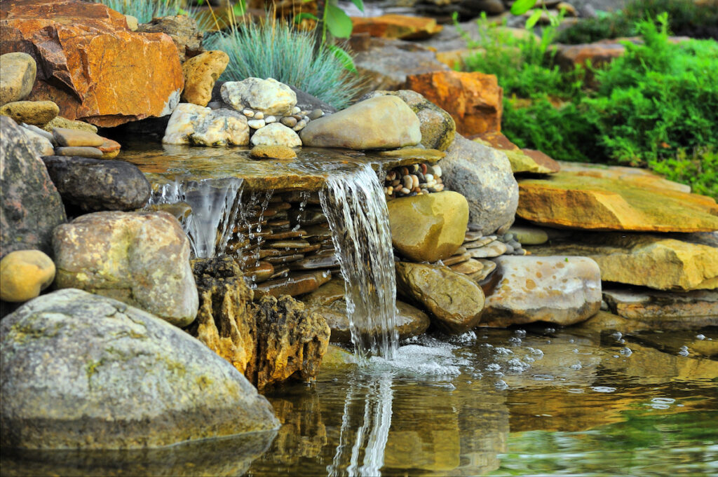 pond waterfall company ocala